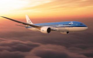 KLM per la prima volta a Catania