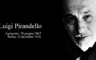 Celebrazioni per il 150° della nascita di Pirandello
