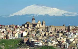 Visitando la splendida Militello Val di Catania