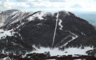 E finalmente la stagione sciistica a Piano Battaglia può cominciare!