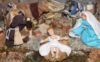 Nel Presepe Meccanico di Baucina rivive il villaggio di Betlemme