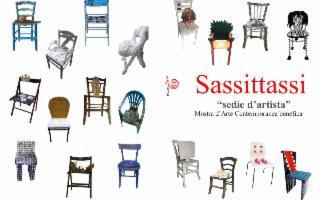 'Sassittassi' Sedie D'Artista