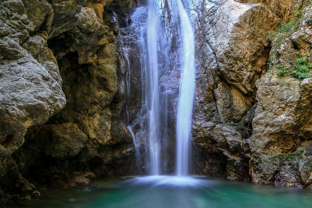 Escursione alla Cascata del Catafurco