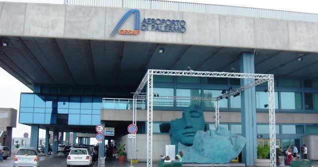 Aeroporto di Palermo: Bando di progettazione da 1 milione di €uro