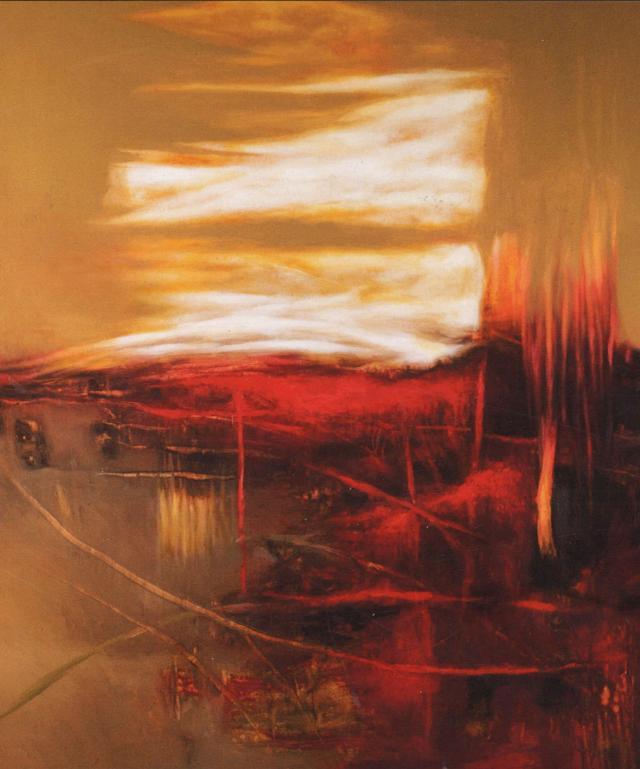 """""""Terra bruciata"""" di Giovanni Castiglia"""