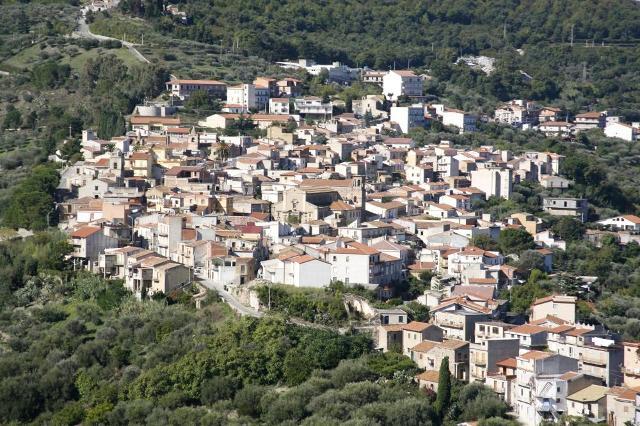 Panorama di Mirto