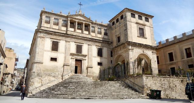 La Chiesa e il Convento benedettino del SS. Rosario di Palma di Montechiaro
