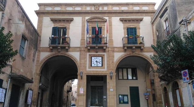 Palazzo dell'Arpa, sede del Comune di Sambuca di Sicilia