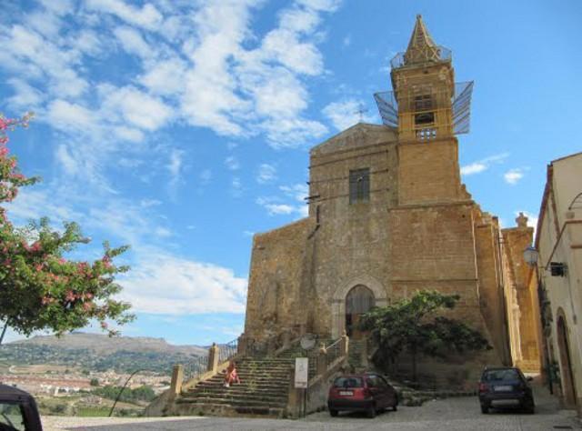 La Chiesa Madre di Sambuca di Sicilia