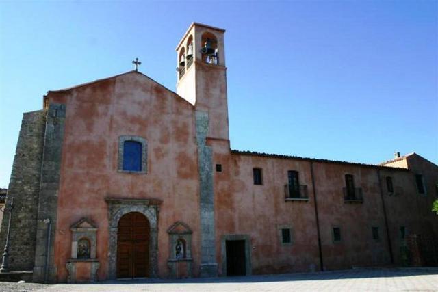 Chiesa e convento di Maria S.S. Assunta - San Fratello (ME)