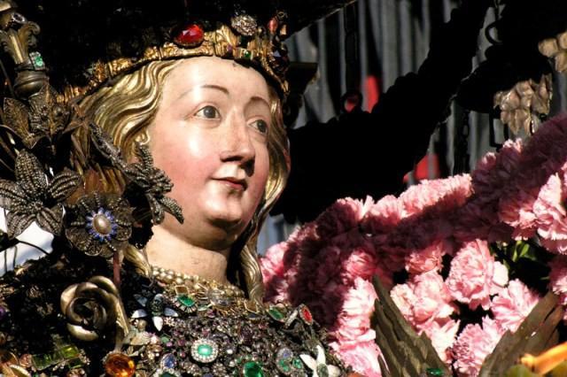 La Festa di Sant'Agata, Patrimonio dell'Umanità