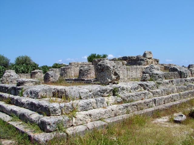 Il Tempio della Vittoria, Himera