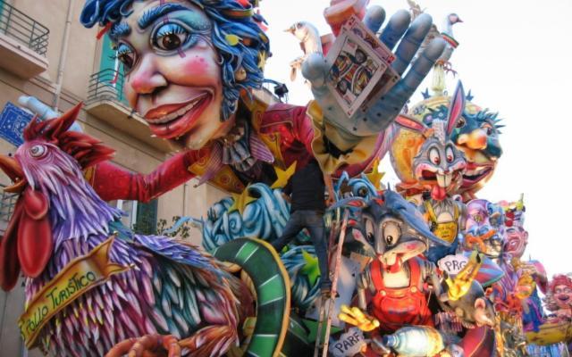 A Sciacca il Carnevale più famoso di Sicilia
