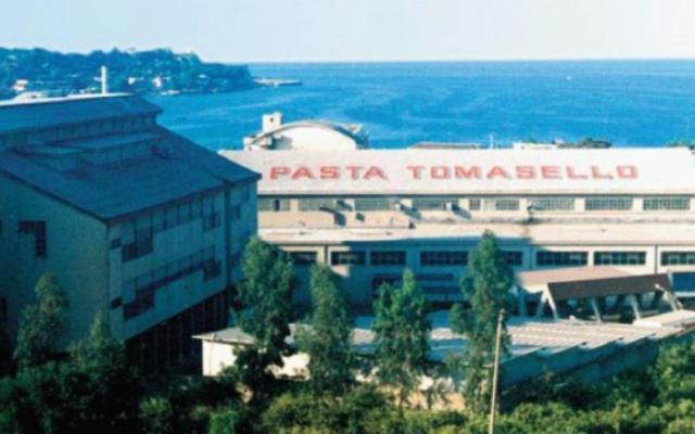 Aggiudicato all'asta lo stabilimento dell'ex pastificio Tomasello a Casteldaccia