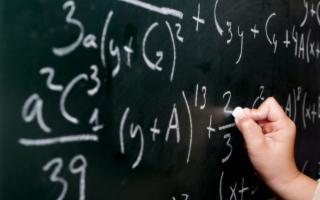 Gran Premio di Matematica Applicata al via per gli studenti siciliani