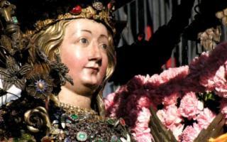 Catania e la sua Sant'Agata