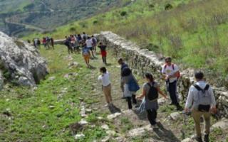 Si inaugura la ''Rete sentieristica dell'Agro-Ericino''