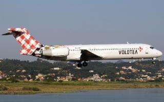 Volotea supera i 400 mila passeggeri a Palermo