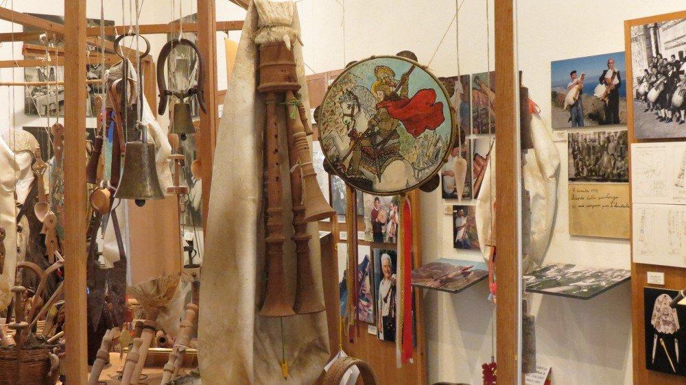 Museo ''Cultura e Musica Popolare dei Peloritani''