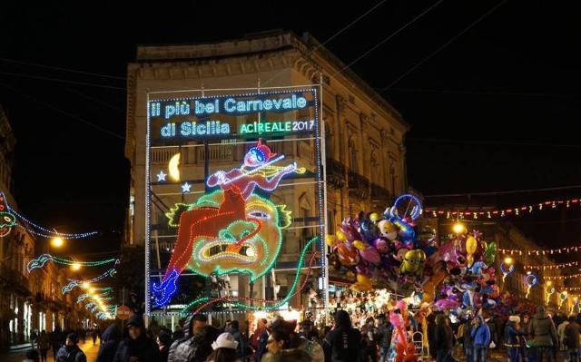 Per il Carnevale di Acireale 2019 ci sarà tanta musica di qualità