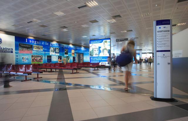 """Aeroporto Internazionale di Palermo """"Falcone Borsellino"""""""