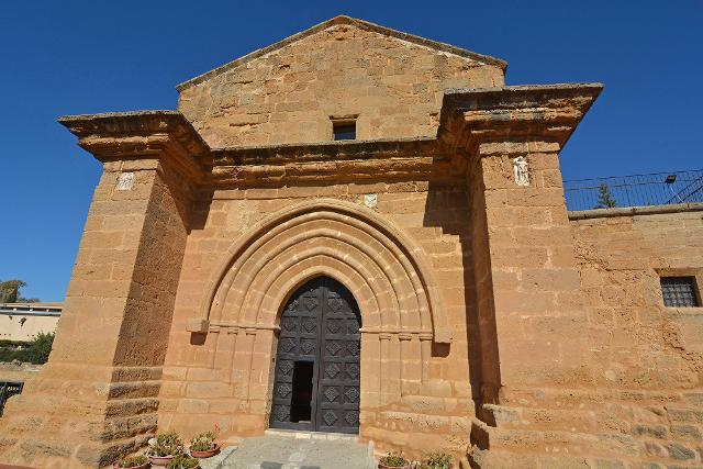 La chiesa cistercense di San Nicola - Agrigento