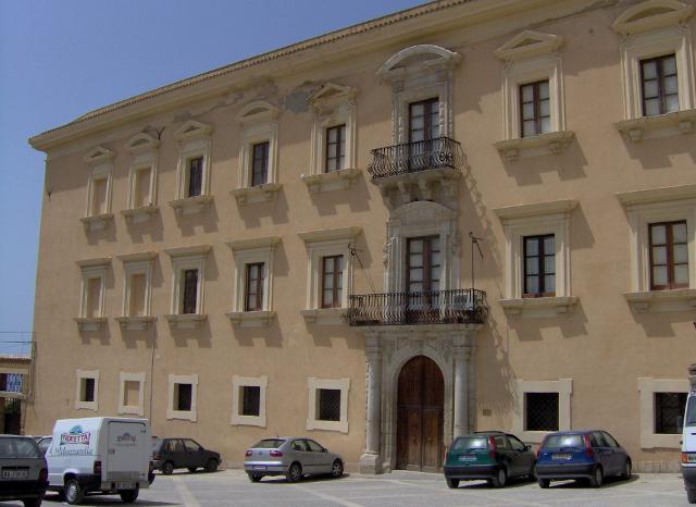 Il palazzo del Seminario Vescovile di Agrigento