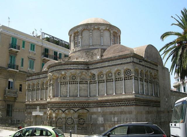 Retro della Chiesa della Santissima Annunziata dei Catalani - Messina