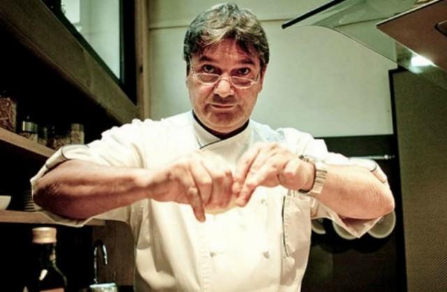 Lo chef stellato Nino Graziano apre un ristorante a Roma