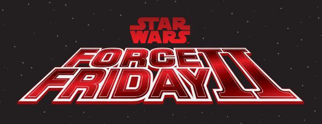 Inizia il conto alla rovescia per il Force Friday II