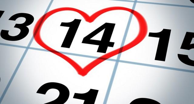 5 citazioni romatiche per il biglietto di San Valentino