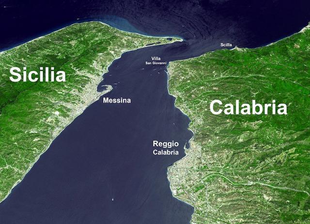 Ponte sullo stretto di Messina: conviene oppure no?