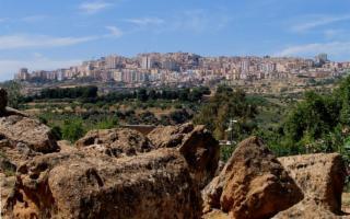 Visitando Agrigento (o Akragas, o Girgenti, o Richieri, o Montelusa)