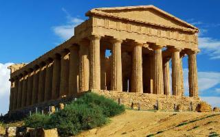 La Valle dei templi è la seconda meta italiana fra le più amate dai turisti