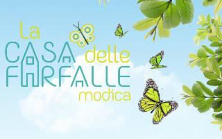 Le farfalle a Modica hanno una casa più grande!