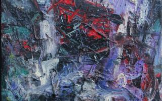 Sulla mostra ''Emilio Vedova. Opere di collezione''...