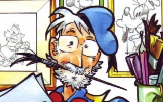 A Etna Comics il papà italiano di Paperino