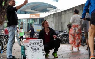 Nicola e Francesco stregano Taiwan con il Tiramisù