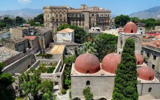 Il sito Unesco arabo normanno di Palermo compie tre anni...