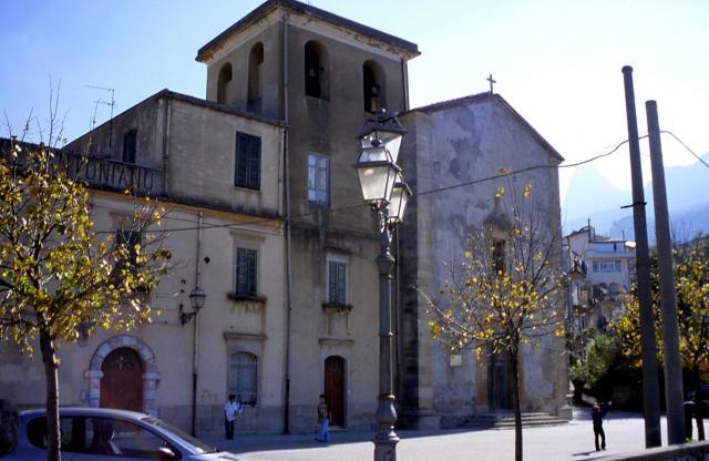 Abbazia di Santa Maria La Noara (o di Vallebona) - Novara di Sicilia (ME)