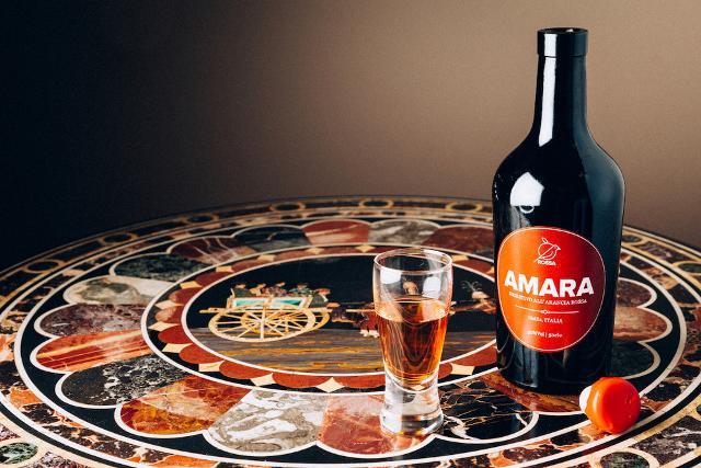 Amara, simbolo del Food Lifestyle Mediterraneo