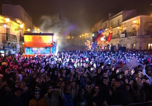 ''Il Paese dei Balocchi'' vince l'edizione 2017 del Carnevale di Chiaramonte Gulfi