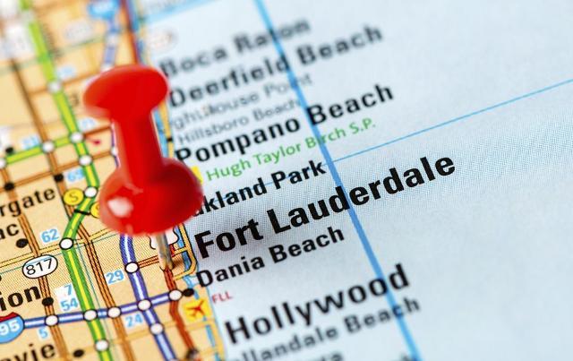I porti siciliani insieme al Seatrade di Fort Lauderdale in Florida