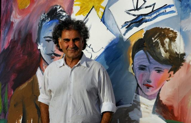 La fantasia dell'illustratore Fuad Aziz incanta il carcere di Enna
