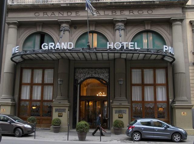 Il Grand Hotel delle Palme - Palermo