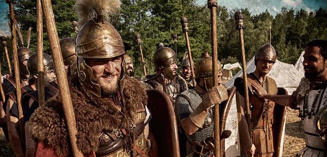 Dopo 2227 anni rivive la conquista di Akragas!