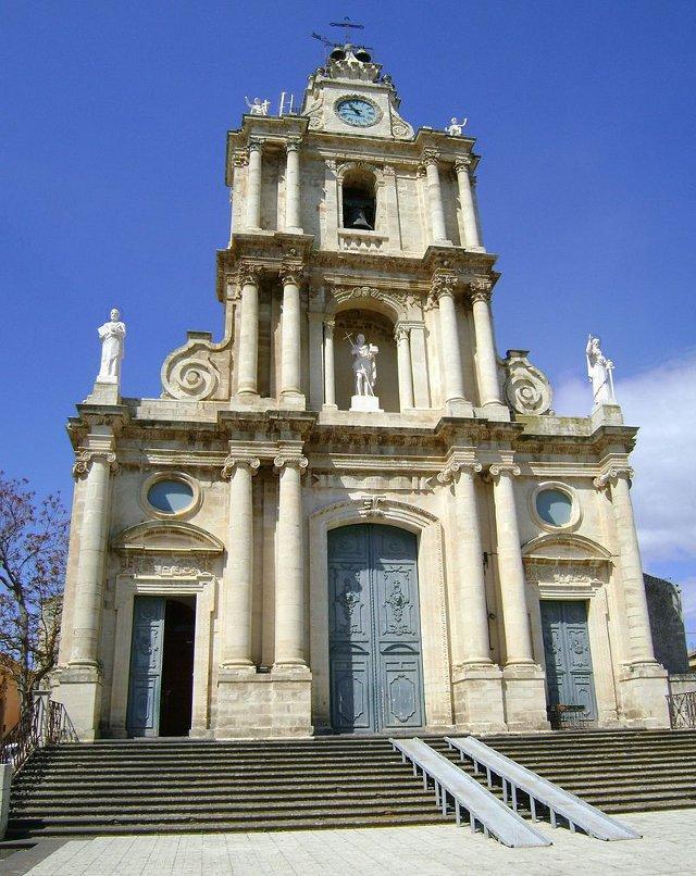 Chiesa di San Giovanni Battista - Monterosso Almo
