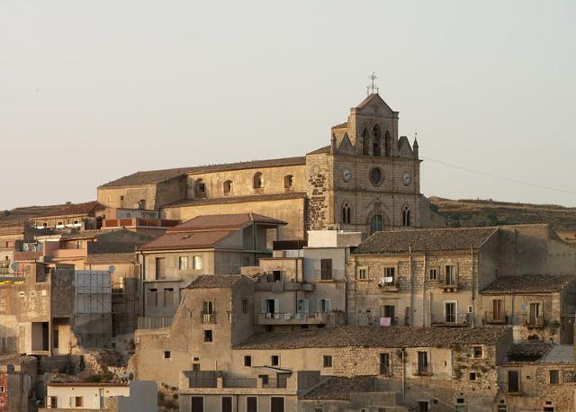 La Chiesa Madrice di Monterosso Almo