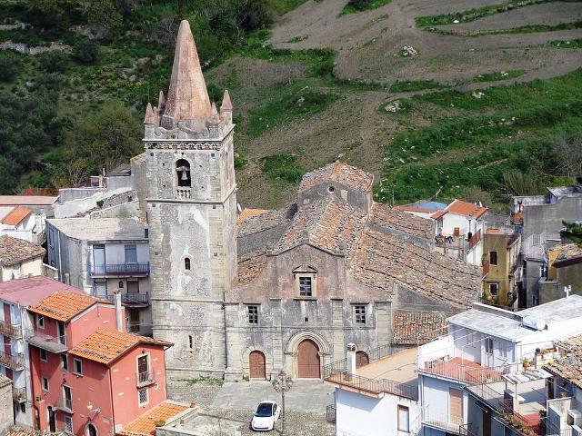 Chiesa di Sant'Antonio - Novara di Sicilia (ME)