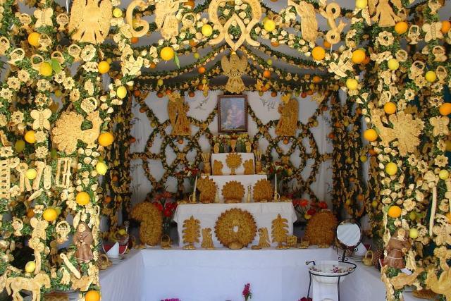 A Salemi dieci giorni di eventi per la Festa di San Giuseppe